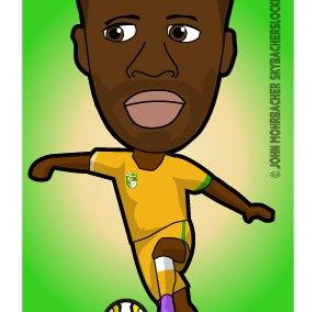 yaya toure cartoon