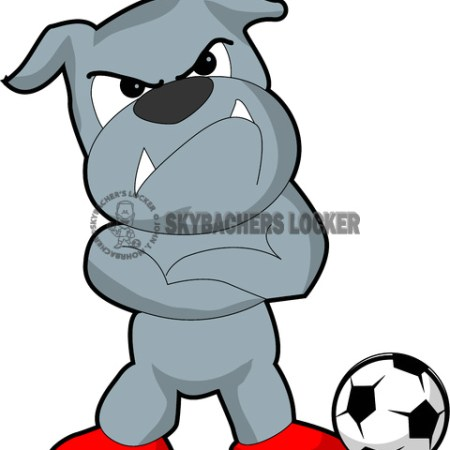 Soccer Bulldog - Skybacher's Locker