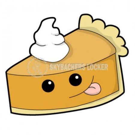 Cute Pumpkin Pie - Skybacher's Locker