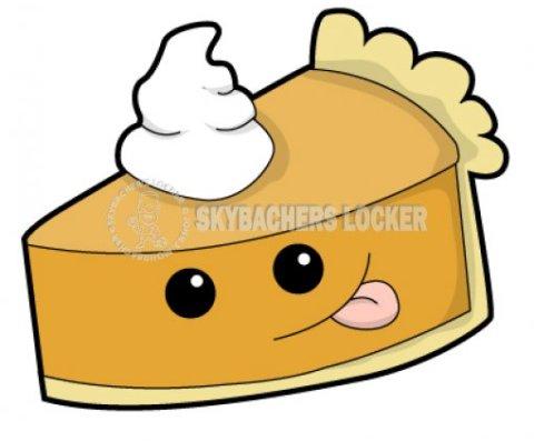 pumpkin pie clipart, pumpkin pie, cartoon, cute pumpkin pie