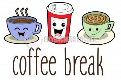 Coffee Break - Skybacher's Locker