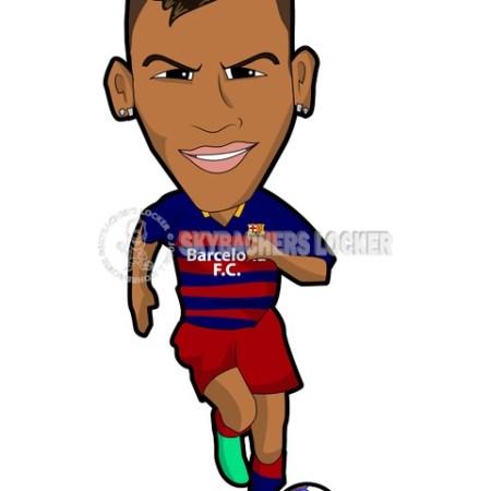 Neymar Barca - Skybacher's Locker