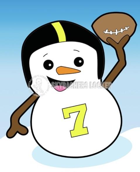 Snowman Big Ben - Skybacher's Locker
