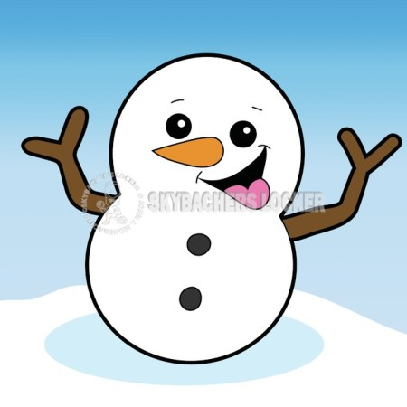 Snowman Joy - Skybacher's Locker