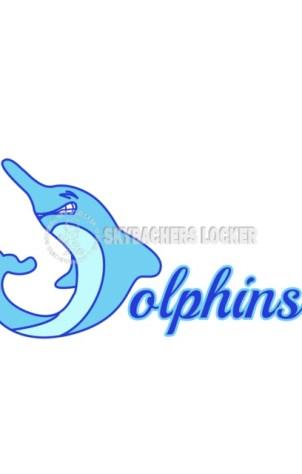 Dolphins Logo - Skybacher's Locker