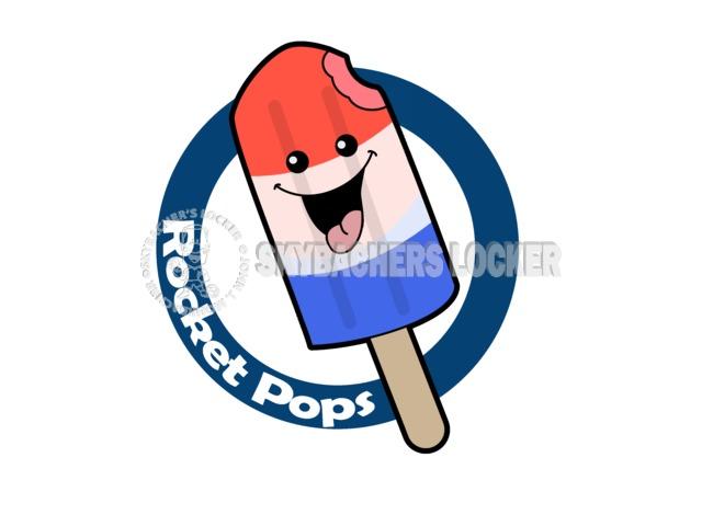Rocket Pop Cartoon Vector - Skybacher's Locker
