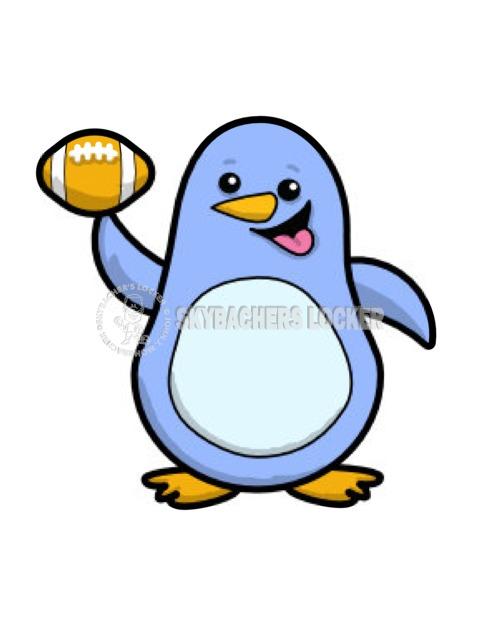 Football Penguin - Skybacher's Locker