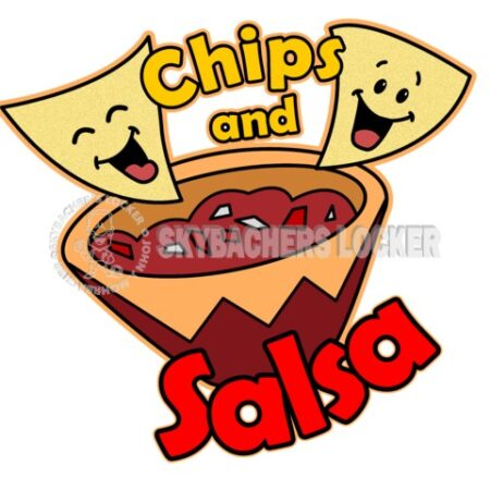 Chips and Salsa - Skybacher's Locker