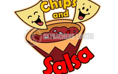 Chips and Salsa New Cartoon