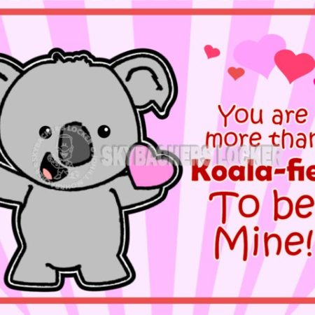 Koala Valentine - Skybacher's Locker