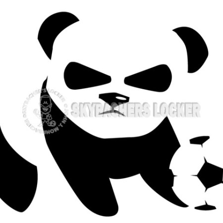 Soccer Panda Logo - Skybacher's Locker