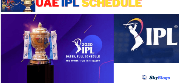 UAE IPL 2020 NEW SCHEDULE-not a favorite place for indians-skyblogs.in