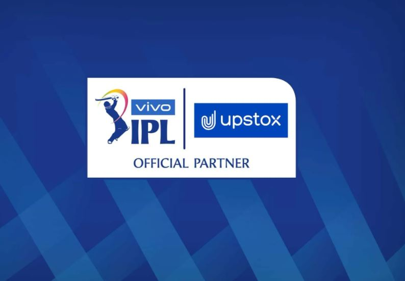Upstox As The Official Partner of IPL-BCCI Announces