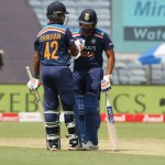 Rohit and Dhawan's 5000 partnership in ODIs