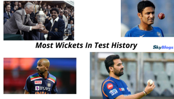 Most Wickets For India In Test