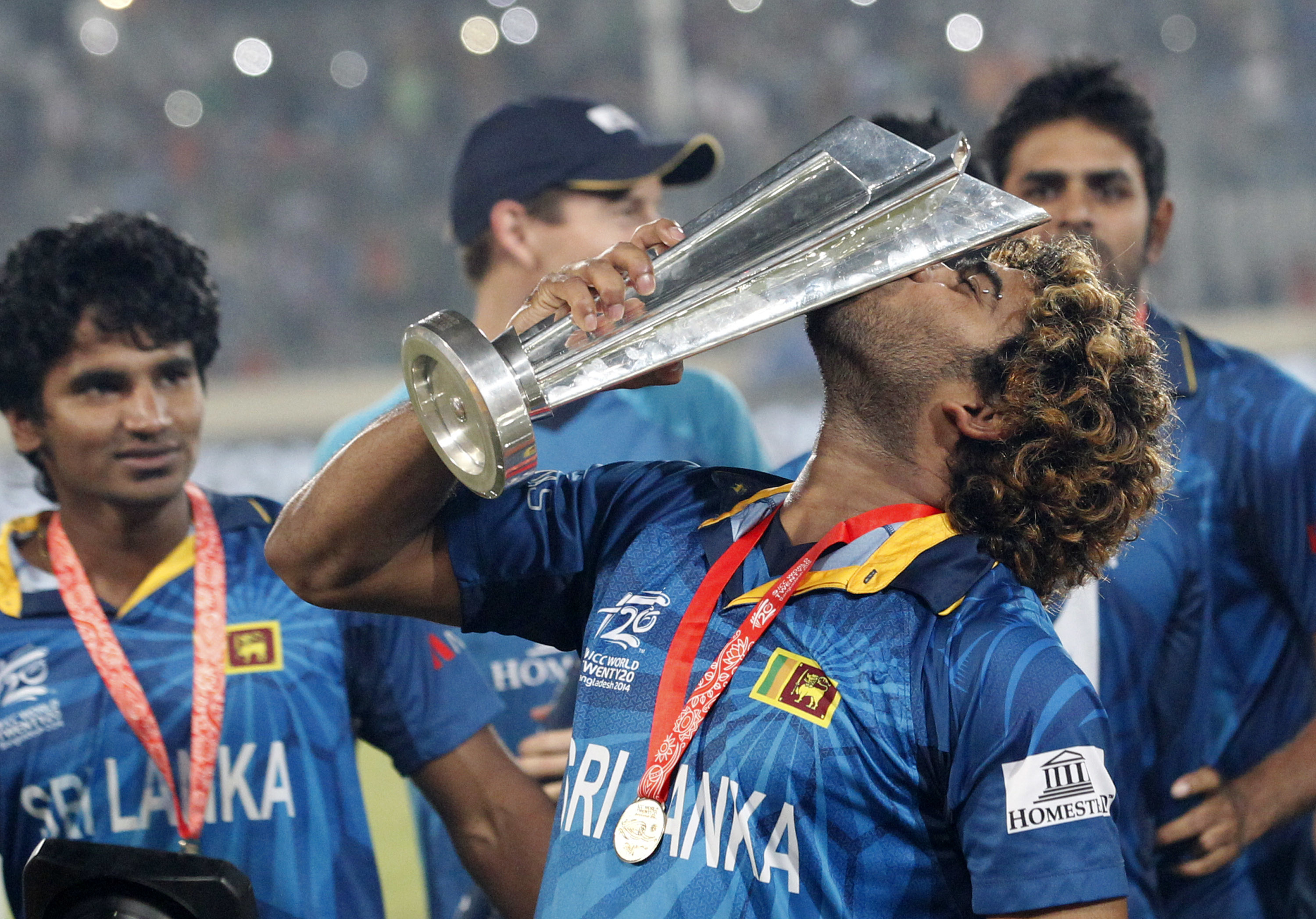 Sri Lanka won the first-ever T20 World Cup On 6th April 2014