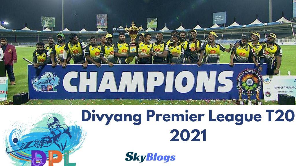 DPL T20 2021-Divyang Premier League T20 2021