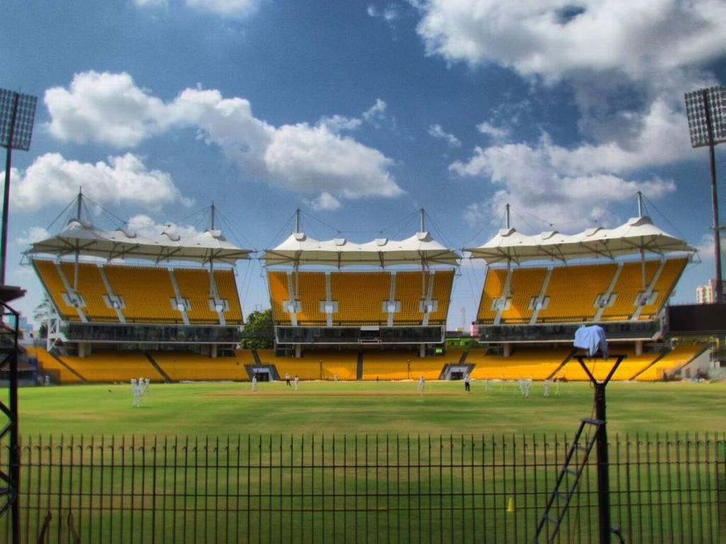 MA Chidamburam Stadium