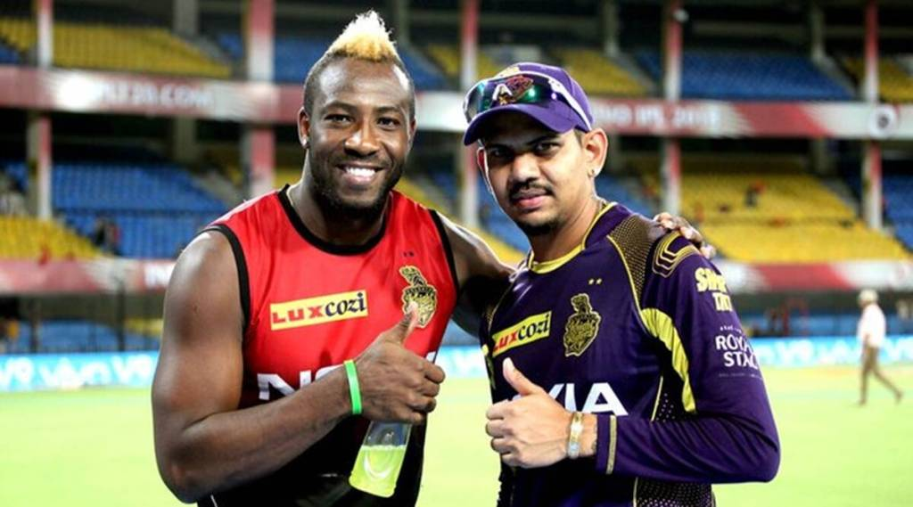 Best Batting Strike Rate In IPL-Russell-Narine