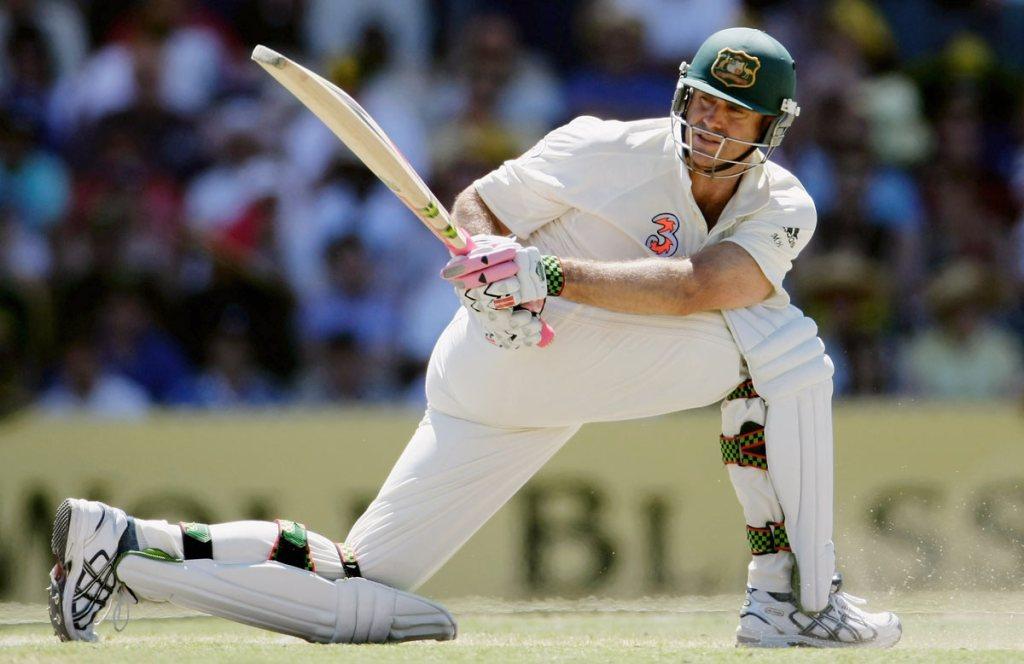 Matthew Hayden-most sixes in test