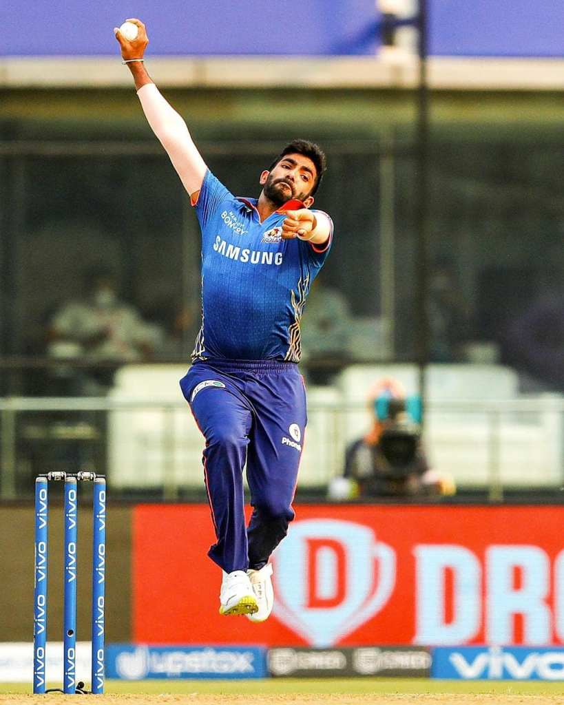 Bumrah bowled the most expensive over of his IPL career