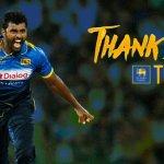 Thisara Perera hanged his boots from international cricket