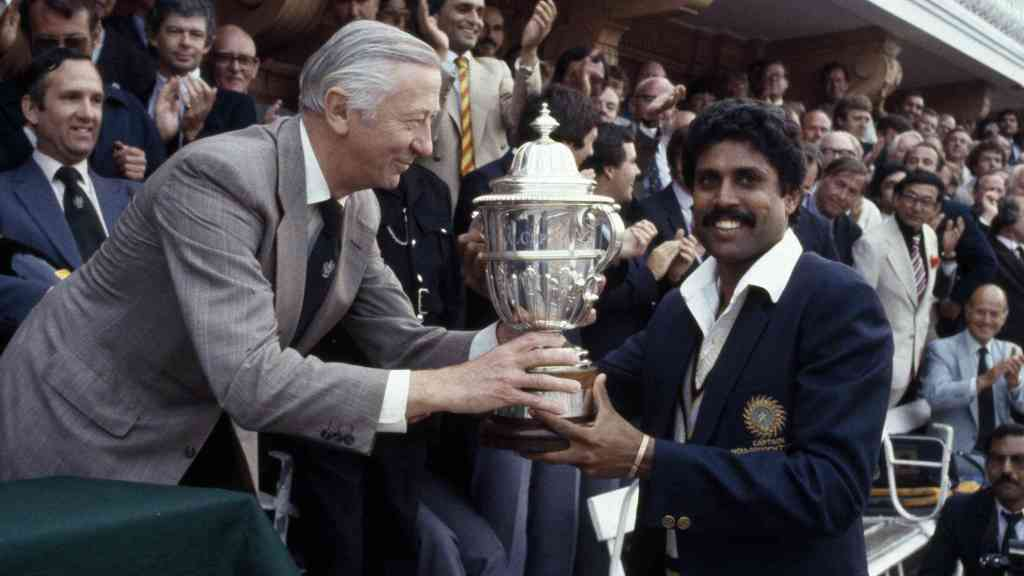 On this day in 1983, India won the 1983 World Cup Cricket