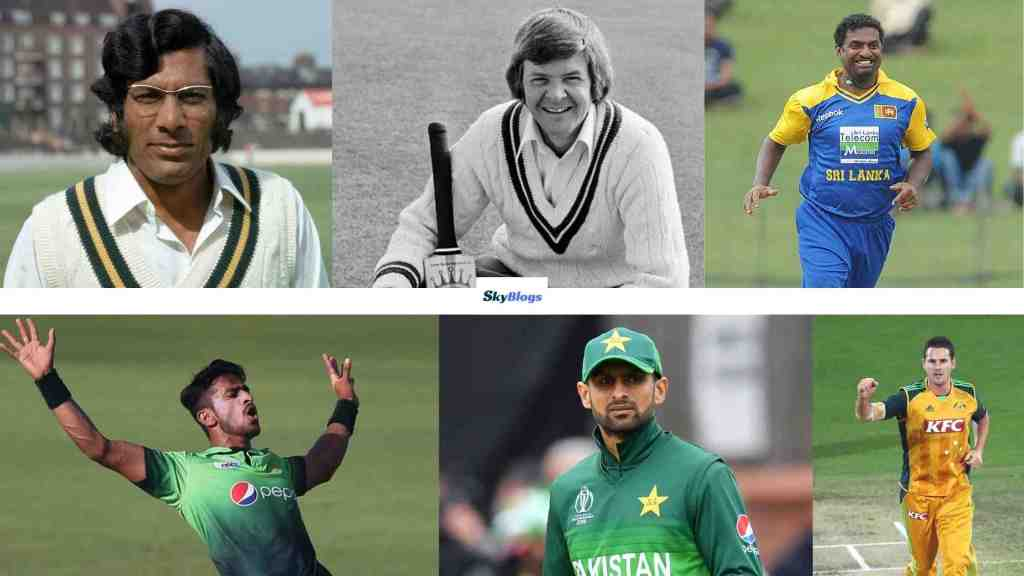 6 Foreign Cricketers Who Married Indian Women