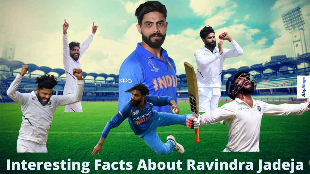 Amazing Facts About Ravindra Jadeja
