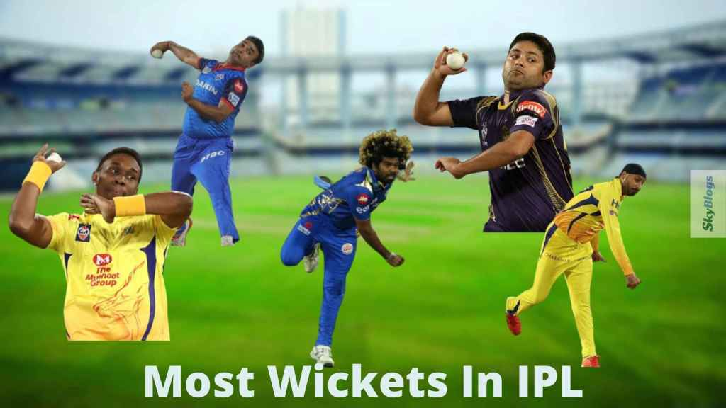Most Wickets in IPL By A Player