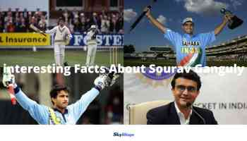 Some Interesting Facts About Sourav Ganguly- The Prince Of Calcutta