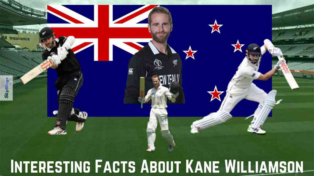 """Interesting Facts About Kane Williamson- """"The Silent Performer"""""""
