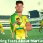 interesting facts about Marcus Stoinis.