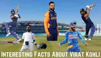 "30 Amazing Facts About Virat Kohli- ""The King Of Cricket"""