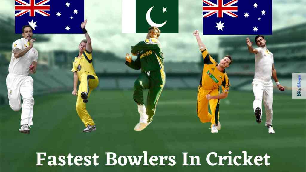 Fastest Bowlers in International cricket