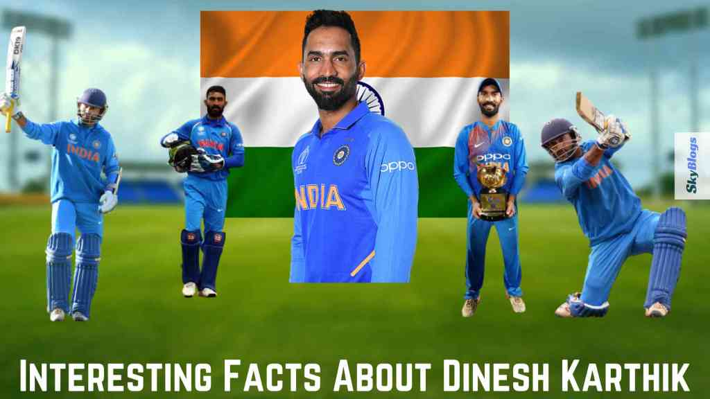Interesting Facts About Dinesh Karthik