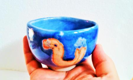 blue swiggle