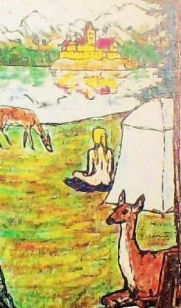 deer tent