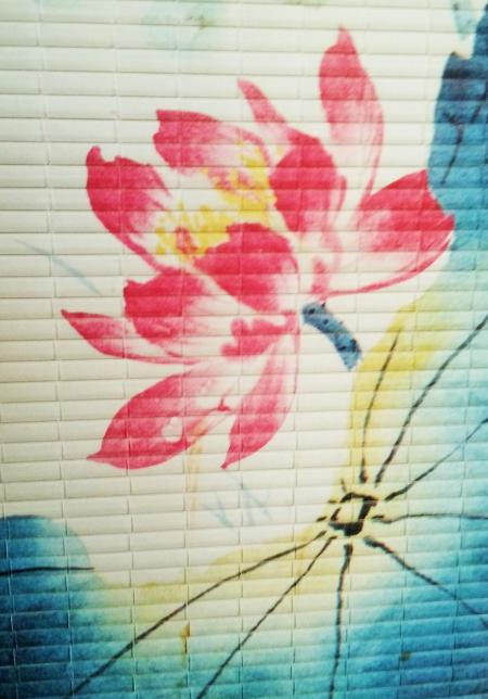 lotus scroll