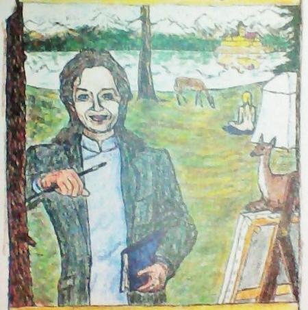 easel two