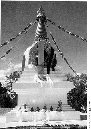 stupa yeshe dorje