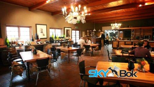 Simonsig Wine Estate Stellenbosch South Africa