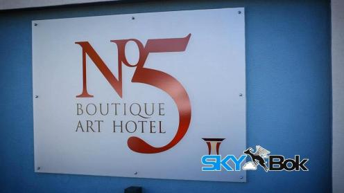 No.5 Boutique Art Hotel Port Elizabeth South Africa