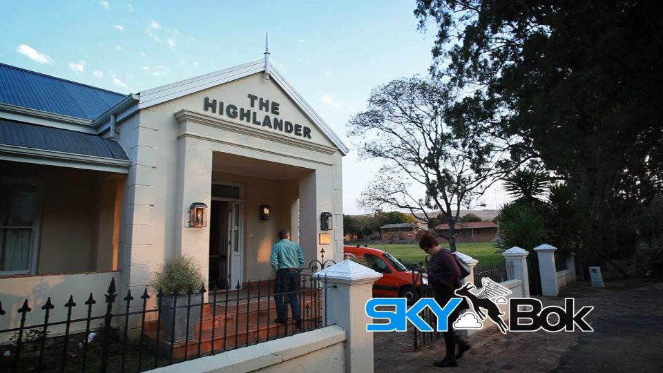 The Highlander Grahamstown South Africa