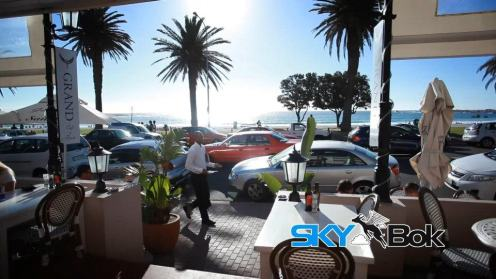 The Grand Beach Club Camps Bay Cape Town South Africa