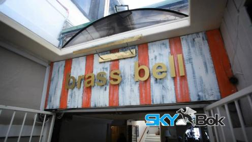 The Brass Bell Kalk Bay Cape Town South Africa