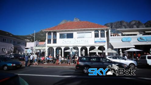 Camps Bay Cape Town Skybok Video Profiling South Africa