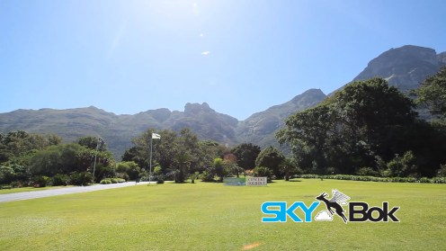 Kirstenbosch Gardens Skybok Video Profiling South Africa