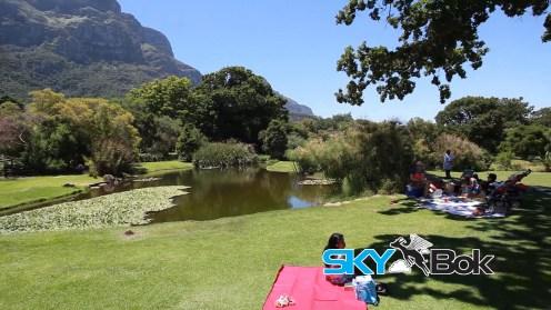 Kirstenbosch Garden Skybok Video Profiling South Africa