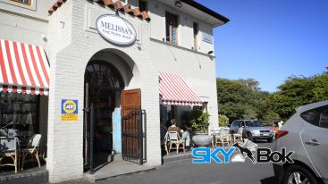 Melissa's Newlands Cape Town Skybok Video Profiling South Africa